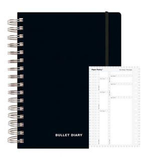 Agenda speciale Spiral Bullet Diary...