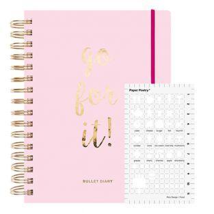 Special pink Agenda Scrapbooking...