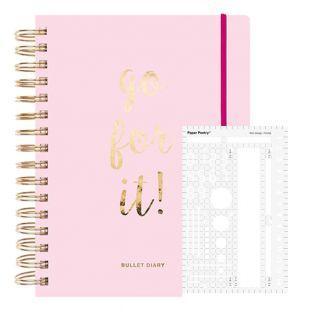 Speciale Agenda Bullet journal pink...