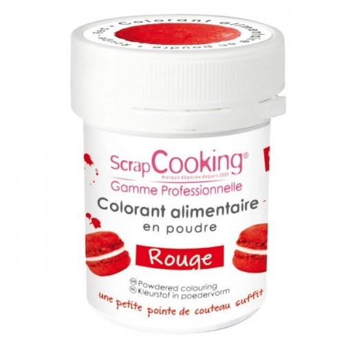 Colorante alimentario - Rojo
