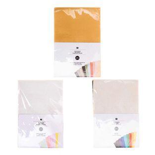 30 Filzblätter 20 x 30 cm - Pastell-,...