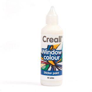Repositionierbare Fensterfarbe Creall...