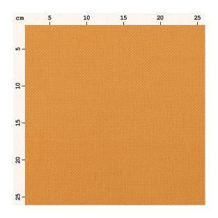 Leinwand für Zählstich Senf 50 / 140cm