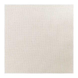 Toile pour point compté beige 50/140 cm