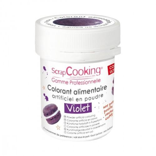 Colorante alimentario - Púrpura