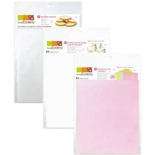 Kit Wafer sheets
