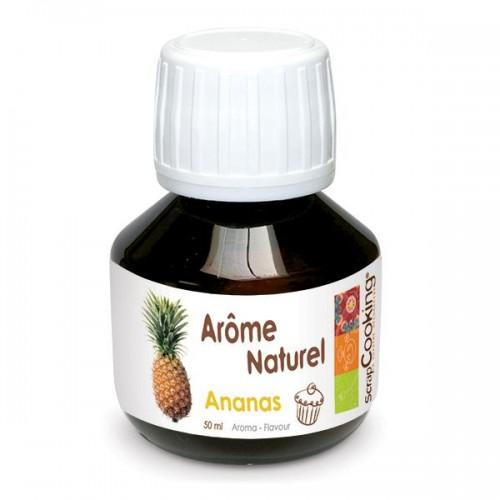 Natural Pineapple flavor - 50 ml