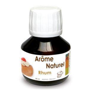 Natürliches Rum aroma - 50 ml