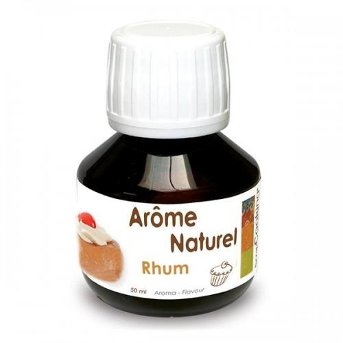 Natural Rum flavor - 50 ml