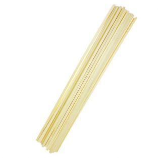 100 palitos de madera para algodón de azúcar