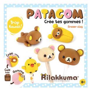 Set di scatole Patagom - Rilakkuma