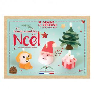 Caja para niños - Velas de modelaje -...