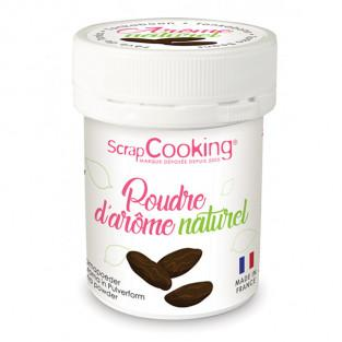 Natürliches Lebensmittel-Aromapulver...