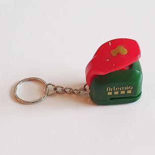 Punzonatrice natalizia 1 cm - Pantofola