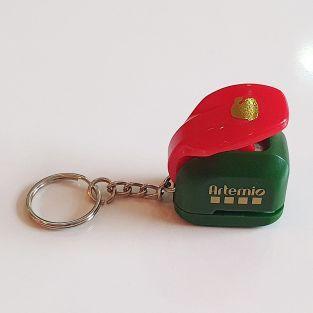 Weihnachtslocher 1 cm - Hut
