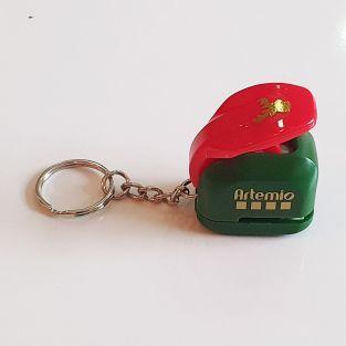 Punzonatrice natalizia 1 cm - Renna