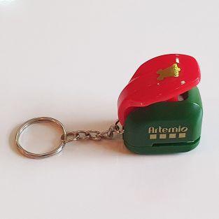Pugno di Natale 1 cm - Campana
