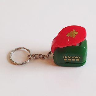 Christmas hole punch 1 cm - Fir