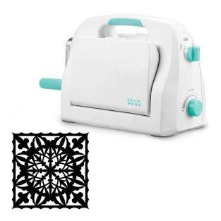 Happycut & Snowflake Die Cutting Machine