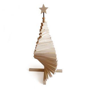 DIY box - My Christmas tree in wooden...