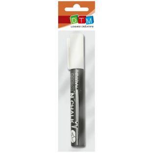 Marqueur-craie 6 mm - Blanc