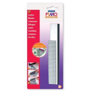 Cortador de massa FIMO - 3 cuchillas