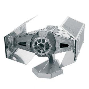 Modelo 3D en Metal Star Wars - Darth...