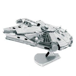 Star Wars Metal 3D Modell - Millenium...