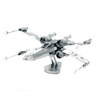 Modelo 3D en Metal Star Wars - X-Wing...