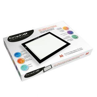 Light table - Graph'It Light Board A4