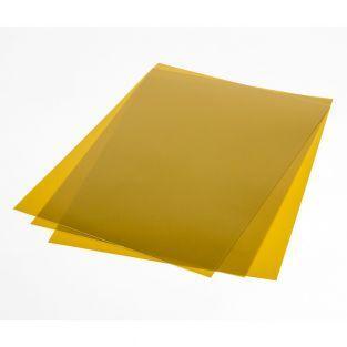 Set 7 metallic foils Plastique fou...
