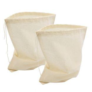 Prepare su leche vegetal: 2 bolsas de...