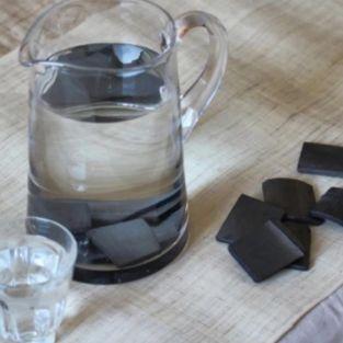 Binchotan Natural carafe filter -...