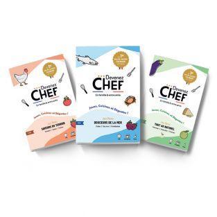 Devenez Chef - Deluxe kulinarisches...