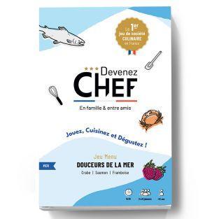 Devenez Chef - Meeresprodukte menü...