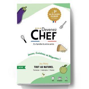 Devenez Chef - gioco menu Tutto...