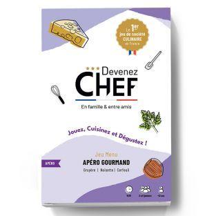 Devenez Chef - gourmet Aperitif menu...