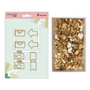 8 Originalposaunen + 150 goldenen...