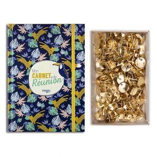 Cuaderno de reuniones Jungle Vibes +...
