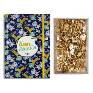 Jungle Vibes meeting notebook + 150...