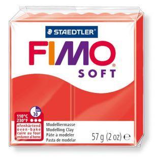 Plastilina FIMO 57 g - Rojo
