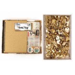Kit carnet de voyage + 150 punaises...