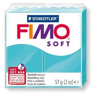 Pâte FIMO 57 g - Bleu-vert