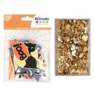 42 Halloween paper cut shapes + 150...