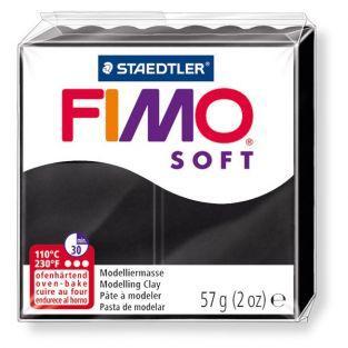 Pâte FIMO 57 g - Noir