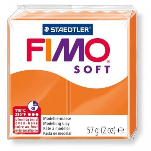 Plastilina FIMO 57 g - Naranja