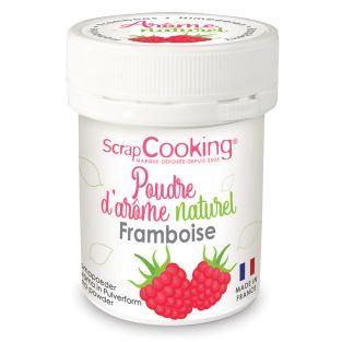 Natural flavour powder 15 g - Raspberry