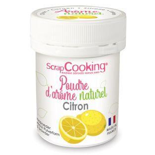 Natural flavour powder 15 g - Lemon