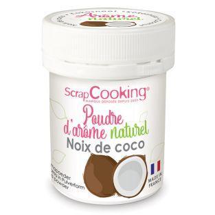 Natural flavour powder 15 g - Coconut