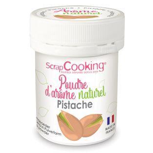 Natural flavour powder 15 g - Pistachio